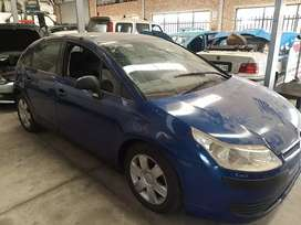 Citroen C4 Automatic stripping for spares