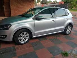 Selling my VW Polo 1.6 TDI.