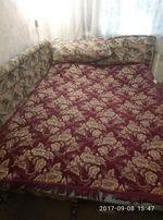 Покрывала на кресла и кровать СССР