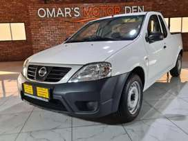 2021 NISSAN NP200 1.6i SAFETY PACK FOR SALE