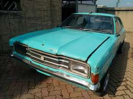 Ford cortina mk3 xle stripping for spares
