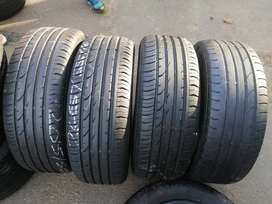 205 55 R16 Continental Tyres