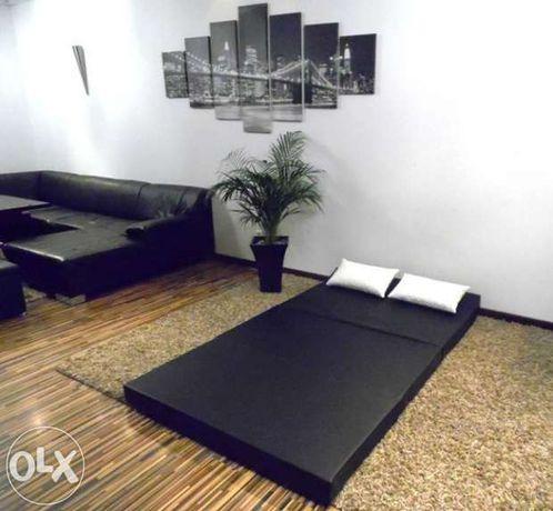 Materac składany rozkładany fotel sofa łóżko pufa Mosina - image 6