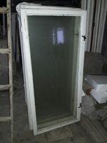 Оконные рамы со стеклом без коробки