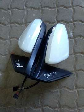 Polo 8 Left and right side mirrors