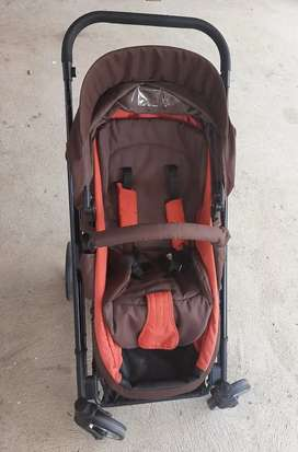Chelino ranger travel system and car seat plus separate isofix base