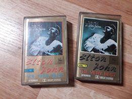 "Elton John "" The Very Best "" , 2 kasety magnetofonowe"