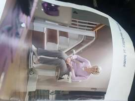 medical stairlift chair