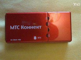 Продам USB модем МТС Коннект, 3G CDMA-450