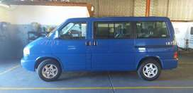 Vw caravelle syncro