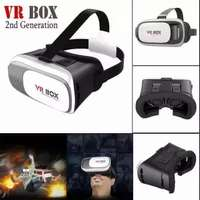 VR BOX 3D Virtual Reality Glasses 2nd Generation,NEW 0