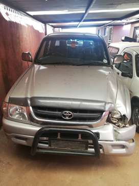 2004 Toyota Hilux 4 x 4 Double Cab