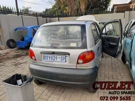 Chevrolet Spark Stripping For Parts And Accessories
