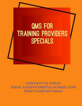 QMS for Training Providers