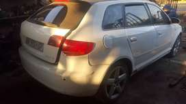 Audi A3 S3 stripping for parts