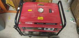Ryobi RG-6900k Generator with 25l Jerry can
