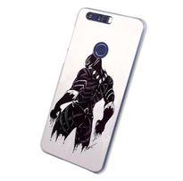 Case - Honor 8x - Marvel - Black Panther - Czarna Pantera