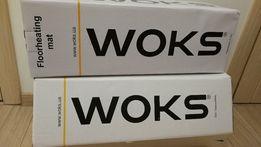 Теплый пол Woks (Вокс) завода Одескабель
