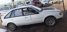 Ford laser stripping for spares