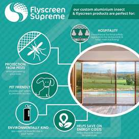 Insect and Pet Screens