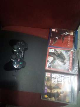 Pre owned PS3 console for sale
