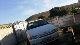 Fiat palio (station wagon). Interior in gud cond. Bit of att needed