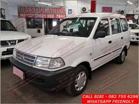 2002 Toyota Condor 1800 Estate with ONLY 268000kms