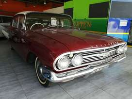 1960 Chevrolet Biscayne (Classic Cars)