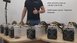 Майнер *асик* Asic Antminer Bitmain S9, S9i, Z9, A9, L3+, с блоком