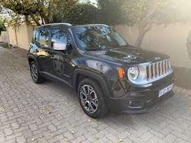 2017 Jeep Renegade (Turbo Diesel)