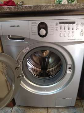 Samsung washing machine front loader