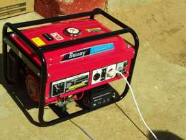 3kva Key Start generator with a Warranty for R4700 Free delivery