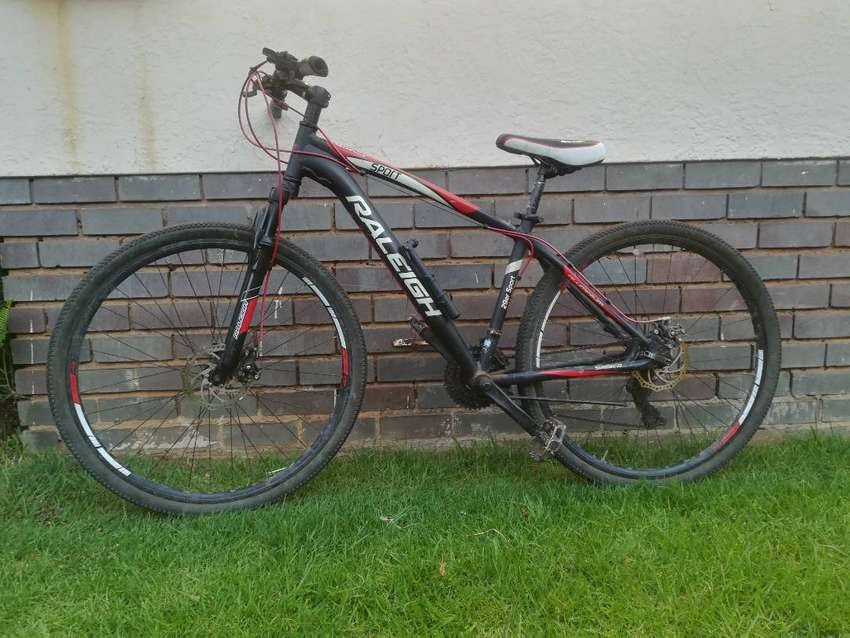 Raleigh bicycle 29 0