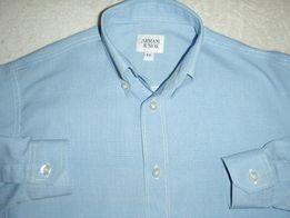 Рубашка Armani Junior. Оригинал. Рост 116 см
