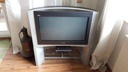 TV Sony Wega Trinitron 32cale 100 Hz KV-32FQ86K HI-END + stolik IDEAŁ!