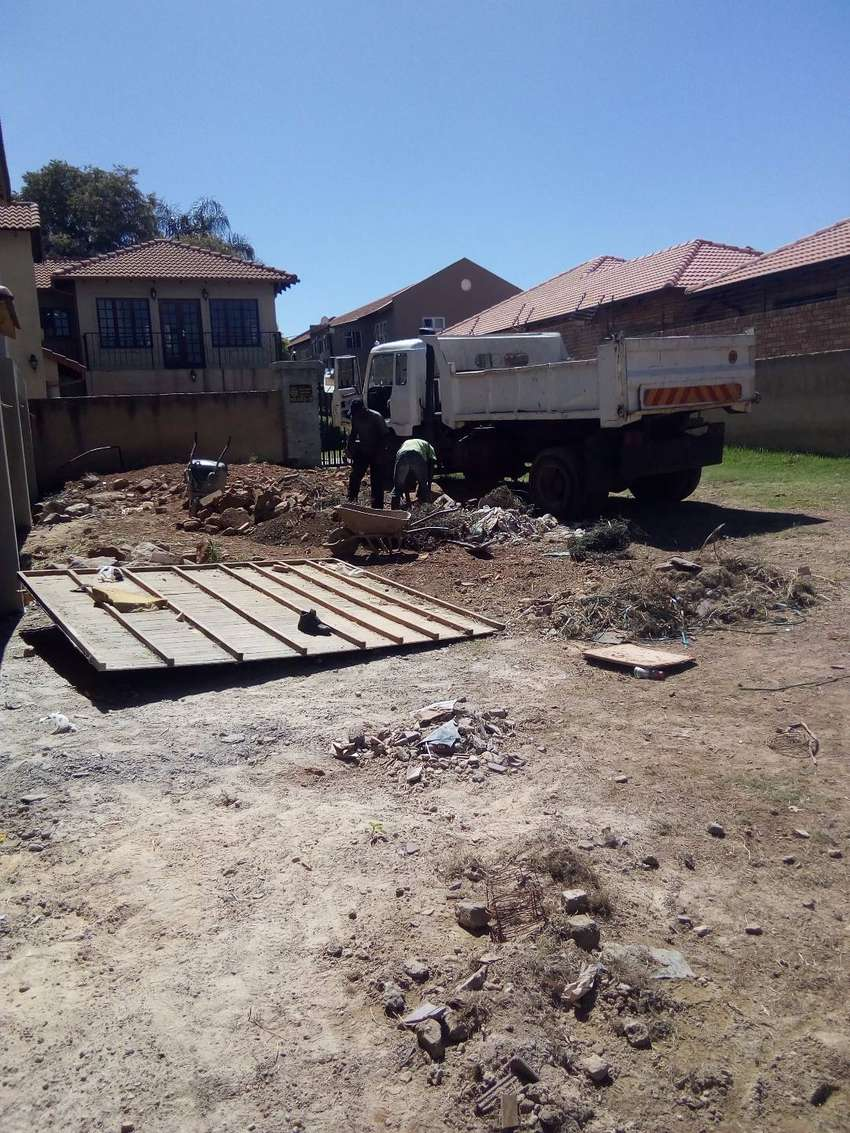 Demolition and Rubble removal 0