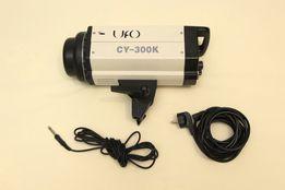 Спалах. Студійне світло. Спалах студійний. UFO CY-300k