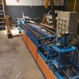 Roller shutter Door Slat machine 100mls slats