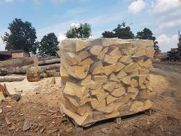 Drewno kominkowe do pieca i kominka dąb brzoza sosna buk grab