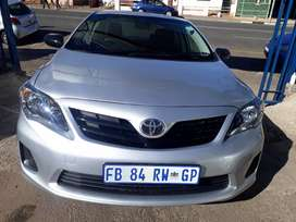 2016 Toyota corolla (1.5) Manual With Service Book