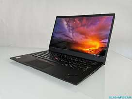 Lenovo Thinkpad X1 Carbon 7th Generation i7 8th 1tb Nvme 16gb ram 14""