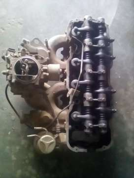Nissan 1tonner 2.4 cylinder head for sale