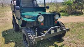 3A Willys Jeep