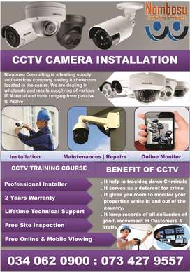 COMPUTERS REPAIRS AND CCTV INSTALLATION