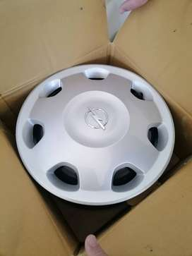 Rims and hubcaps set of 4