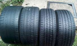 Set 18 inche BMW runflat tyres for sell
