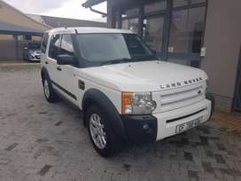 2007 Land Rover Discovery 3 TD V6 SE Automatic
