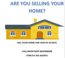 ARE YOU SELLING YOUR HOME?