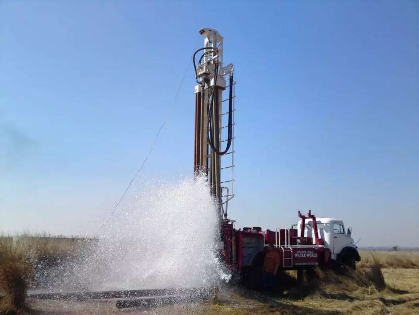 Borehole Drilling - Rig Services 0