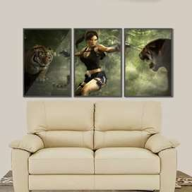Tomb Raider - A3 Posters